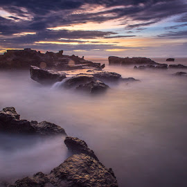 Get smooth by Arek Embongan - Landscapes Sunsets & Sunrises