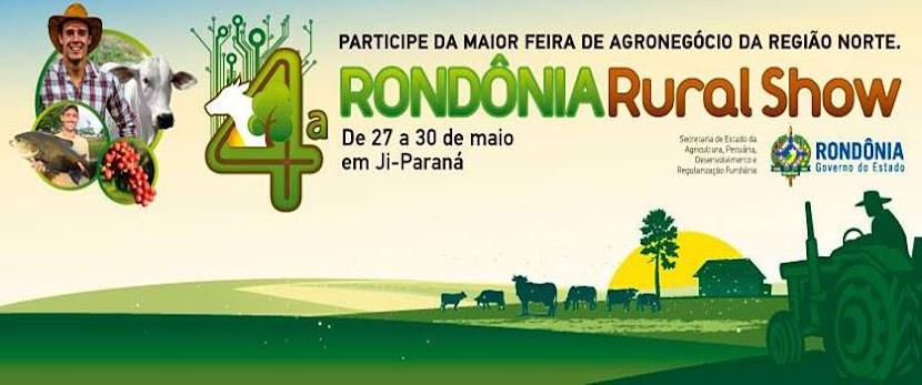 4º RONDÒNIA RURAL SHOW
