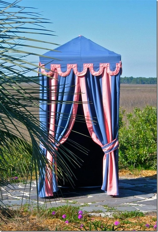Bespoke Cabana by Boutique Tents | Lula Kate Marsh