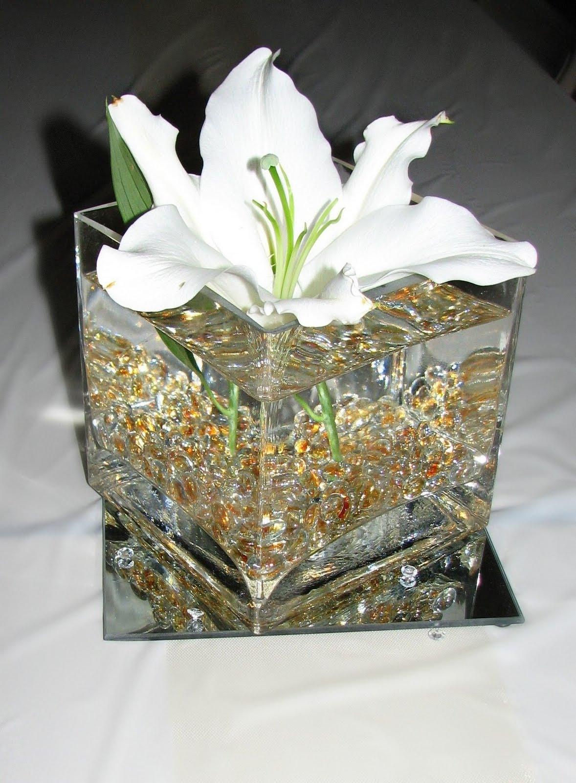 DIY wedding decorations update