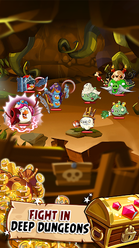 Angry Birds Epic RPG screenshot 4