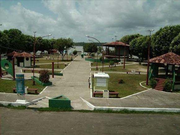 Praça Matriz - Marapanim
