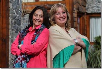 Féminas, escrito por la periodista local Marita Regolo y Marta Mutti