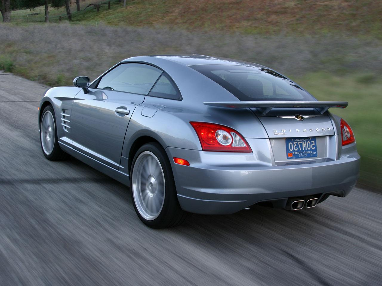 photos of Chrysler Crossfire
