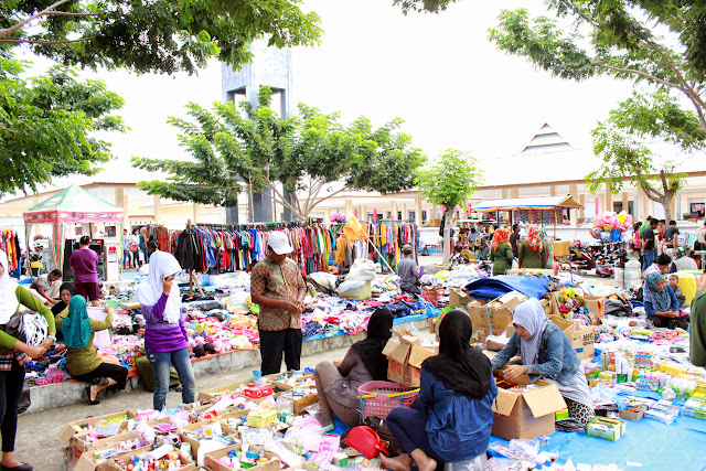 Pasar Lambocca Bantaeng, Modernisasi Tradisional-33