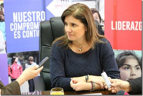 Alcaldesa de Parral