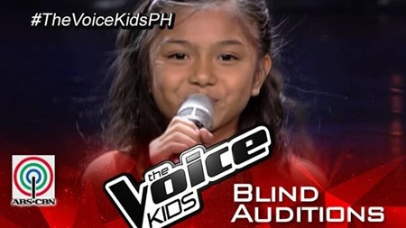 The Voice Kids PH - Ashley Alcayde