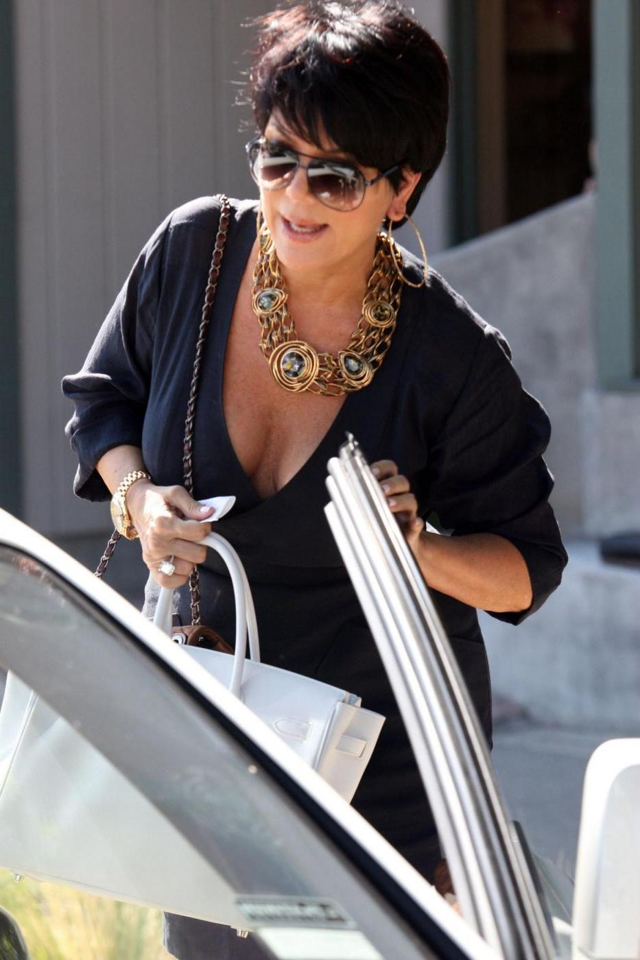 07-29-11 Los Angeles, CAReality star Kim Kardashian and her mother Kris