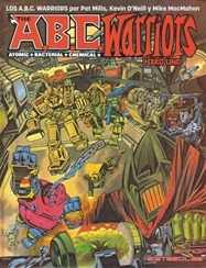 ABC Warriors Book 1 - 00 - FC