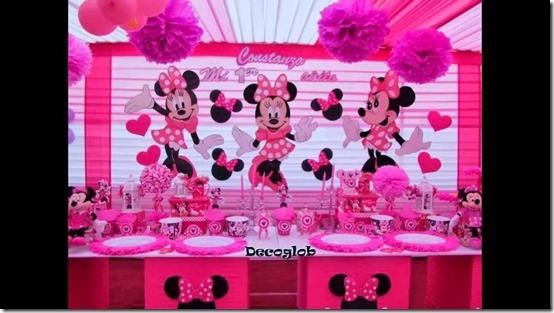 fiesta cumpleaños minnie decoracion (23)