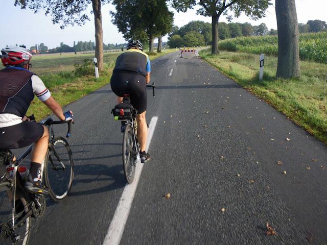 Zum Bericht über den Radtour...