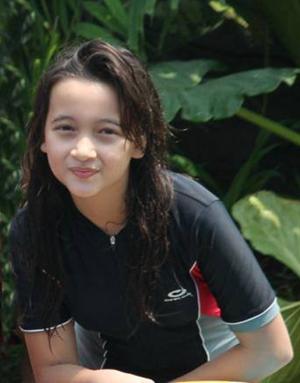 Biodata Lengkap Megan Domani Pemain Film Anak Jalanan