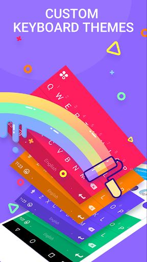 Emoji keyboard - Cute Emoticons, GIF, Stickers screenshot 6