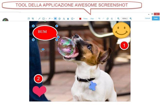 awesome-screenshot-applicazione