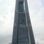 yokohama landmark in Yokohama, Tokyo, Japan