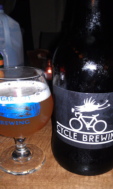 Cycle Brewing Fixie Pale Ale