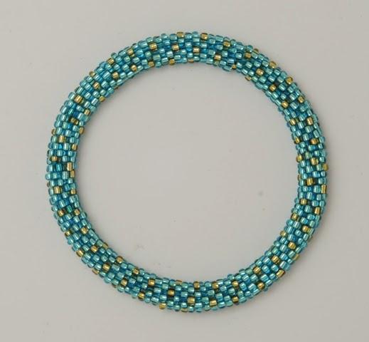 solid green  bracelets
