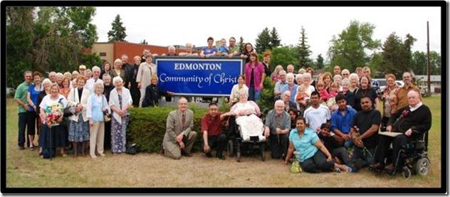 Edmonton Congregation