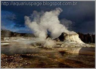 Yellowstone Explosão Iminente