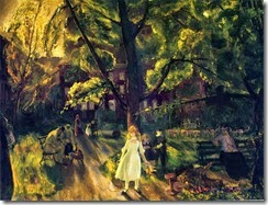 George-Wesley-Bellows-Gramercy-Park
