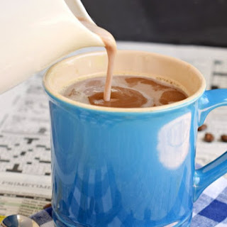 Chocolate Marshmallow Coffee Creamer