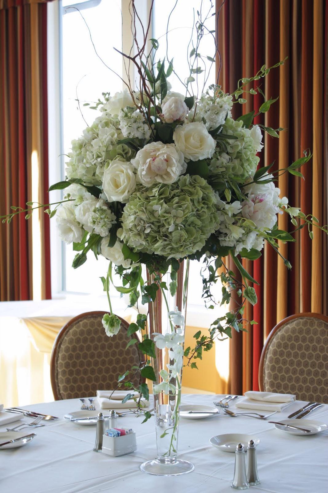 Pin tall hydrangea wedding cake ada of course on