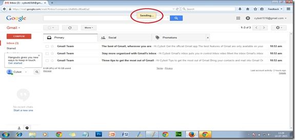 gmail-.sending