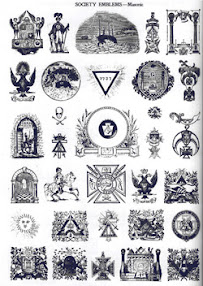 Cover of Pansophic Freemasons's Book Masonic Symbolism