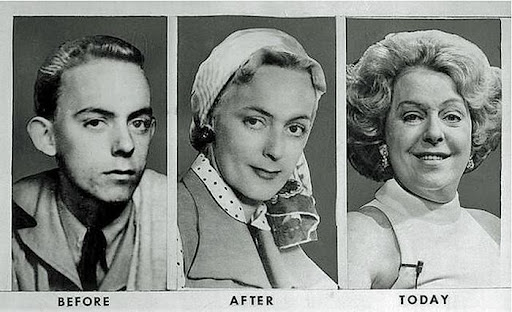 after sex change operation. Christine Jorgensen, Famous Transsexual Pioneer