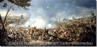 Battle_of_Waterloo by William Sadler