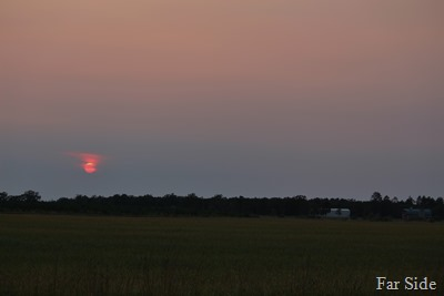 Sunset August 28