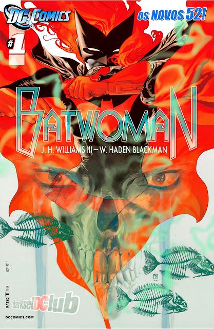 Batwoman (Os Novos 52)