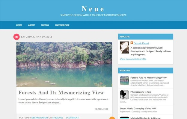 neue-blogger-template