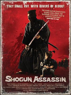Sát Thủ Bồng Con - Shogun Assassin