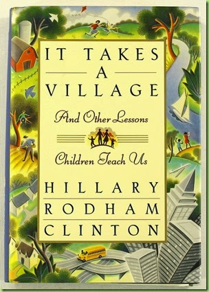 main_1-Hillary-Clinton-Signed-It-Takes-a-Village-Hardback-Book-PA-LOA-PristineAuction.com