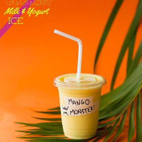 Mango Monster Smoothie