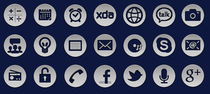 JKay Deluxe Icon Pack1