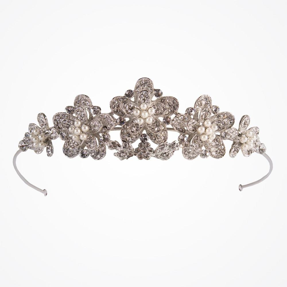 Home; -; Orion bridal tiara