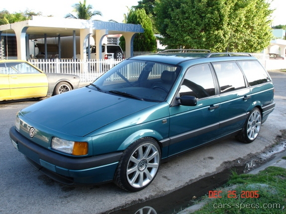 1991 Volkswagen Passat Wagon Specifications Pictures Prices