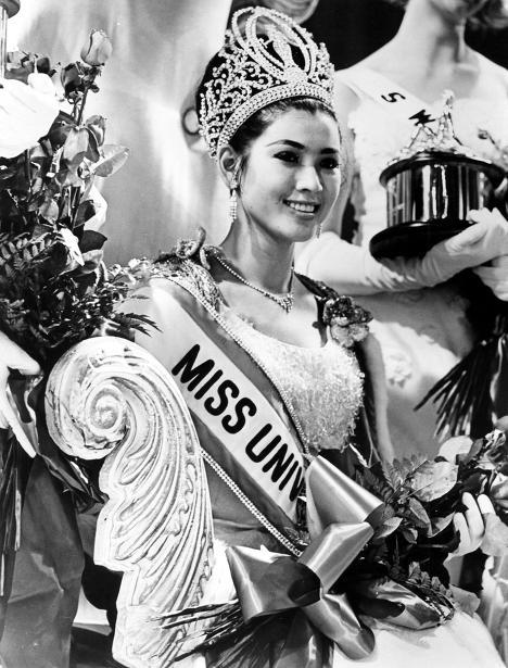 1965 — Aпасра Хонгсакула (Таиланд)