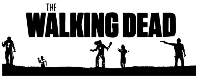 #twd (12) The Walking Dead Title