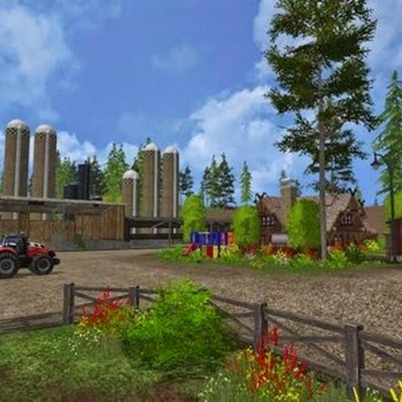Farming simulator 2015 - Ringwoods v 1.6