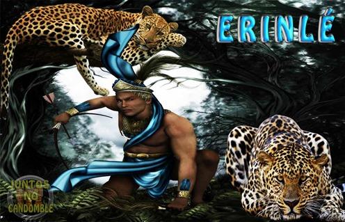 Erinlé—Inlé—Ibualama - Oxossi - Odé - caçacor - Orixá
