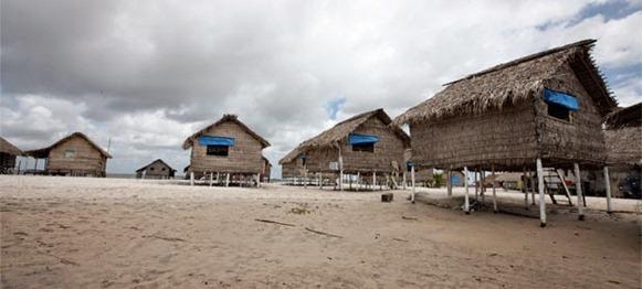Praia da Croa Nova - Sao Joao de Pirabas