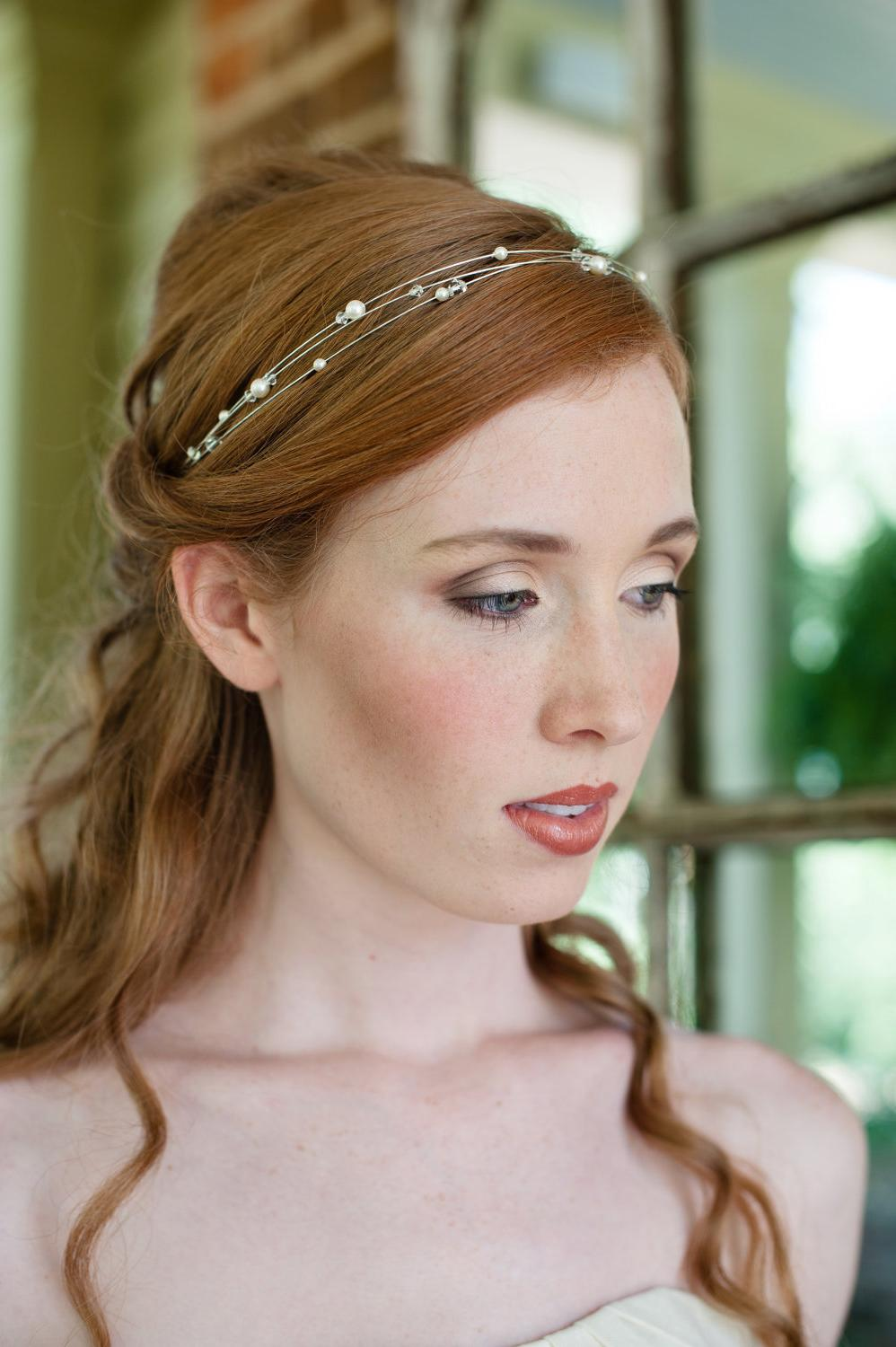 FREE SHIPPING Bridal Headband