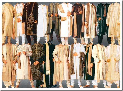 Kurta Pyjama (Sherwani)