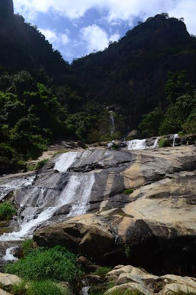 Водопад Равана, Элла, Шри Ланка