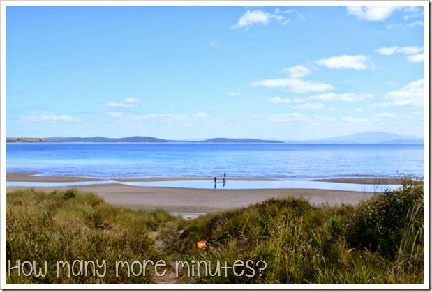 How Many More Minutes? ~ The Magical Beach in Dunalley, Tasmania