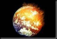 Before the world BURNS!
