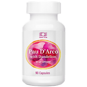 Pau D'Arco with Dandelion / Кора от мравчено дърво с глухарче